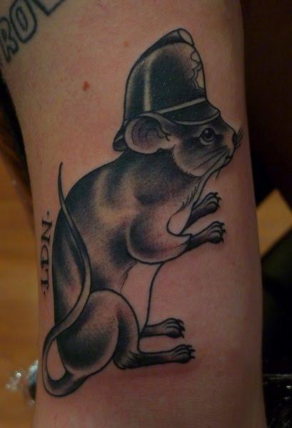 Rats get fat while good men die